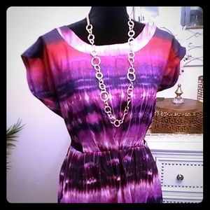 BeBop Purple Dress